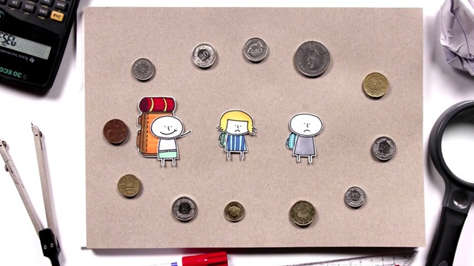 Little Green Bags: Financial Literacy. Making better financial decisions.