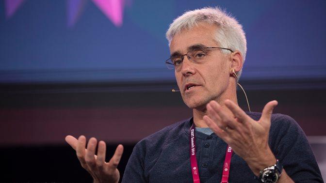 Igor Perisic auf dem START Summit 2019