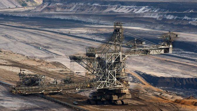 Lignite Mining in Germany